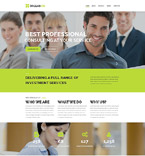 Bootstrap Template #55485