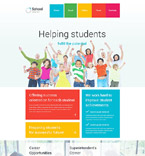 High School Joomla Template