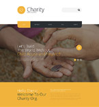 Charity Foundation Joomla Template