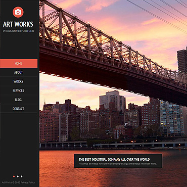 Photo Gallery Template # 55512
