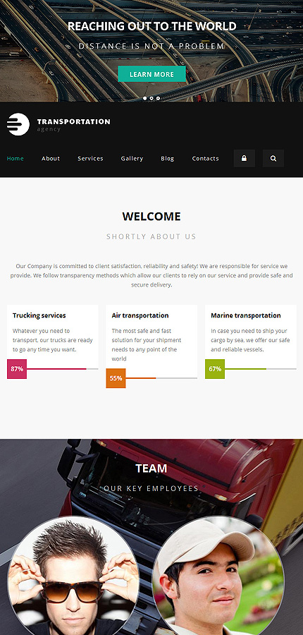 Transportation Most Popular website inspirations at your coffee break? Browse for more Drupal #templates! // Regular price: $75 // Sources available: .PSD, .PHP #Transportation #Most Popular #Drupal