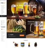 Brewery OpenCart Template