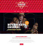 The Circus WordPress Template