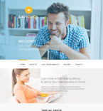 Bootstrap Template #55601