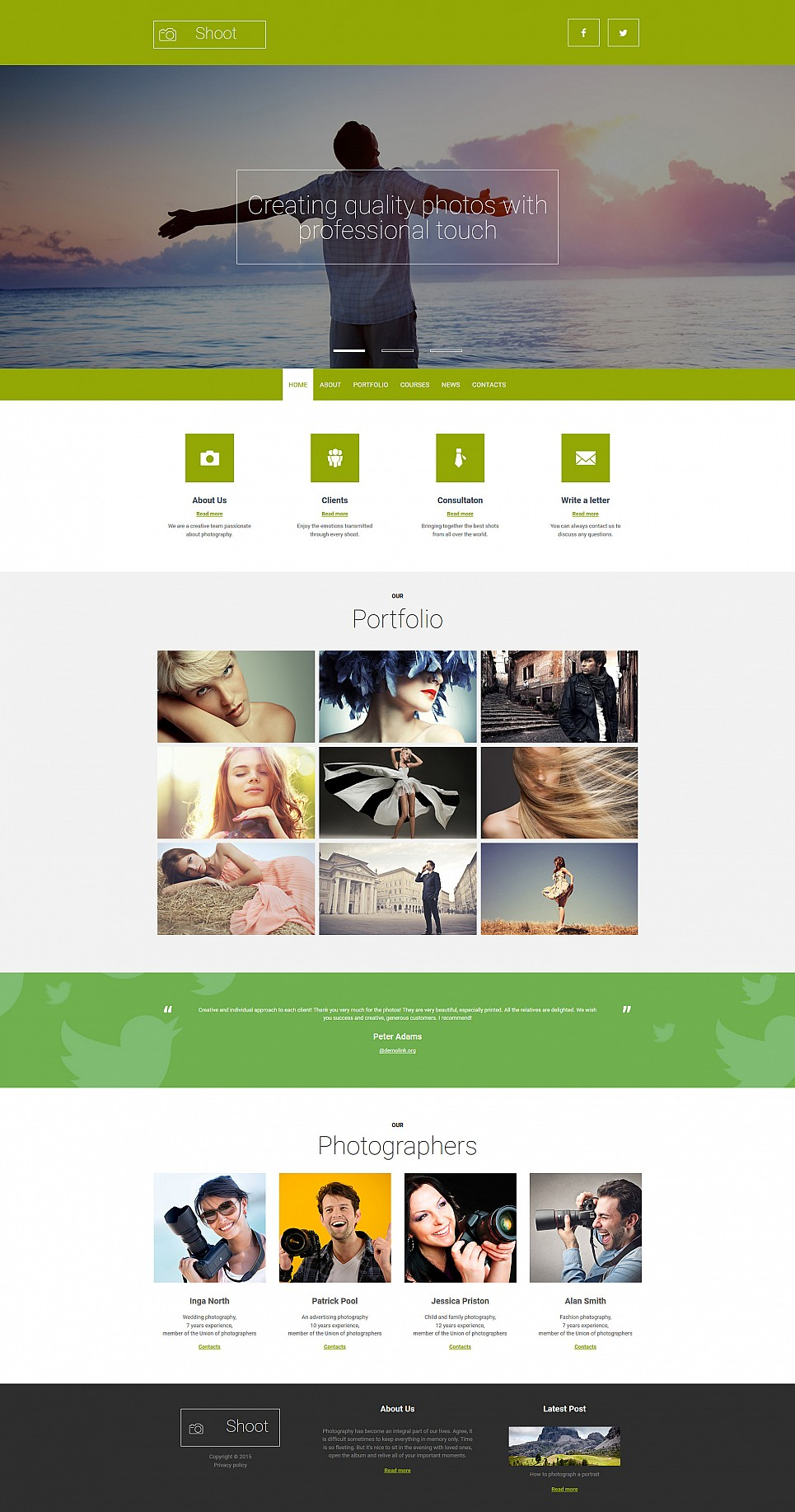 Dating agency template, templates - marketplace pg