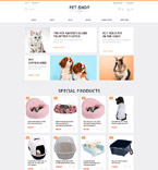 OpenCart Template #55687