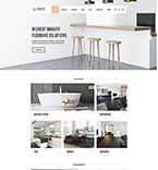 Responsive JavaScript Animated Template #55694