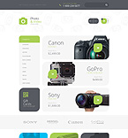 OpenCart Template #55696