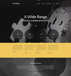 WordPress Template #55723