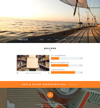 WordPress Template #55745