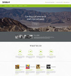 Responsive JavaScript Animated Template #55803