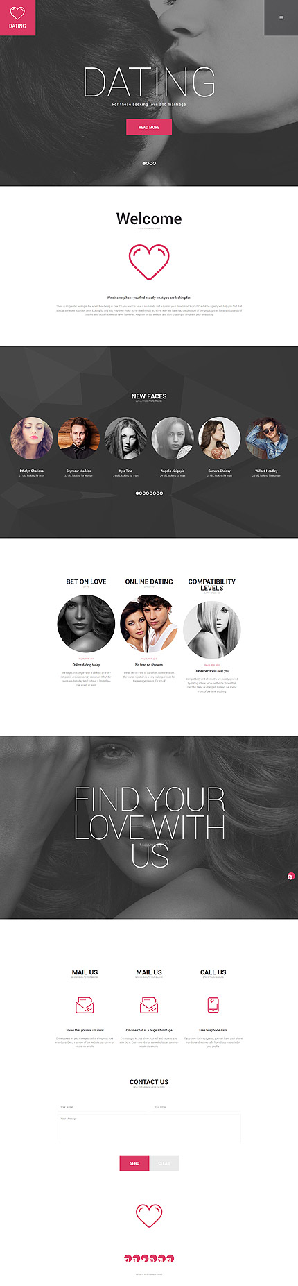 Wedding Most Popular website inspirations at your coffee break? Browse for more WordPress #templates! // Regular price: $79 // Sources available: .PSD, .PHP, This theme is widgetized #Wedding #Most Popular #WordPress