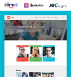 WordPress Template #55944