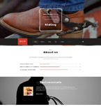 WordPress Template #55947