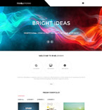 WordPress Template #55972