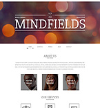 WordPress Template #55973