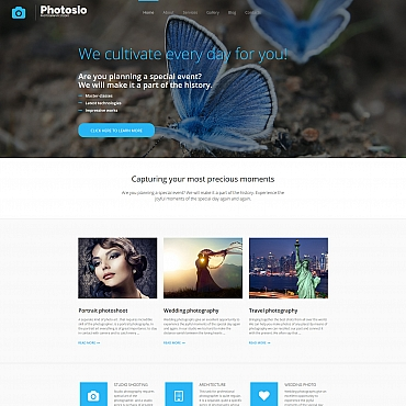 Photo Gallery Template # 56008