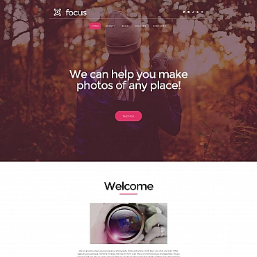Photo Gallery Template # 56010