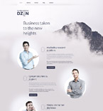 Business Solutions Drupal Template