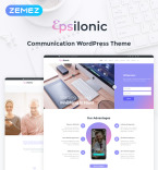 WordPress Template #56025