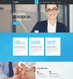 Investment Company Drupal Template