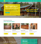 Responsive JavaScript Animated Template #56073