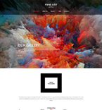 WordPress Template #56092