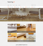 Responsive JavaScript Animated Template #56096