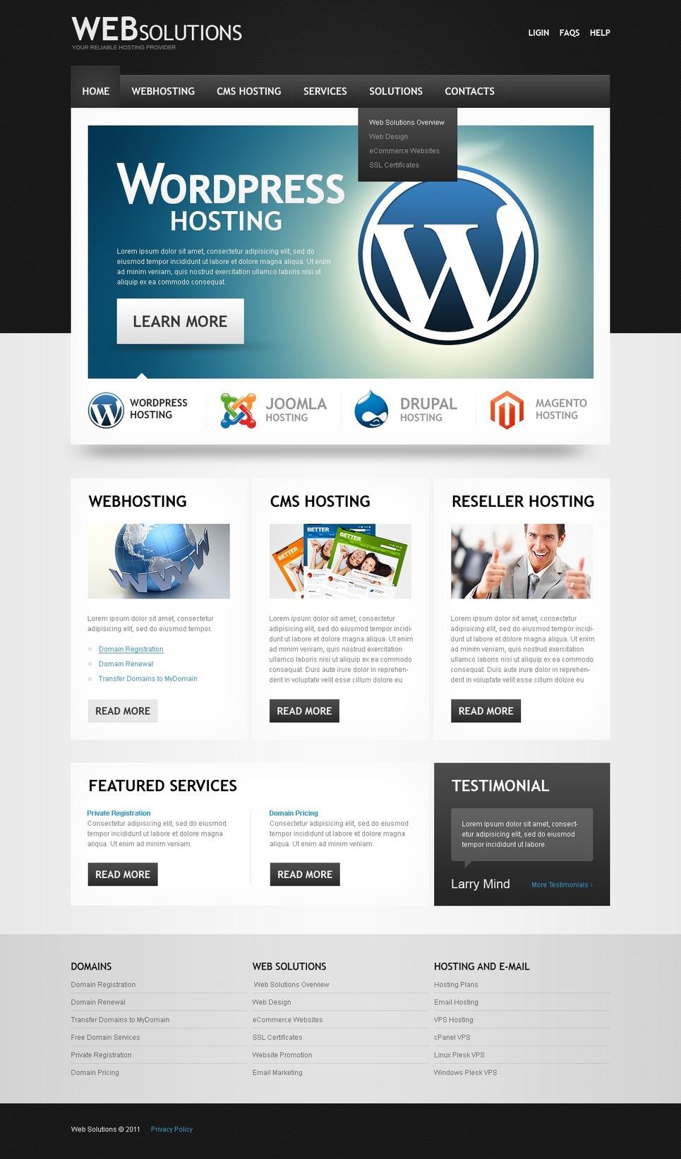 Веб дизайна phpbb