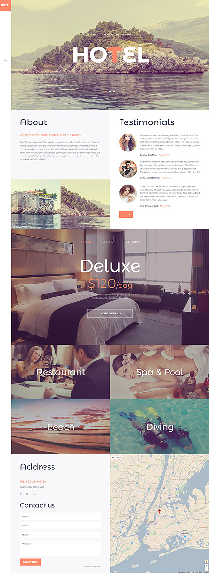 Hotels Most Popular website inspirations at your coffee break? Browse for more Joomla #templates! // Regular price: $65 // Sources available: .PSD, .PHP #Hotels #Most Popular #Joomla