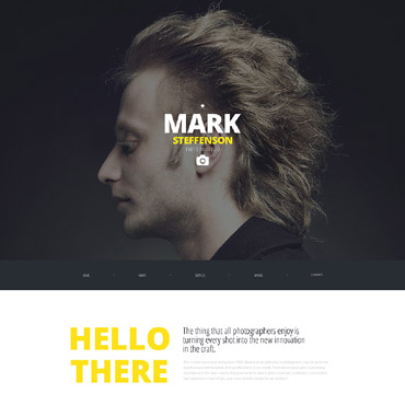 Website Template # 57566