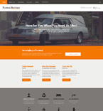 Funeral Services Drupal Template