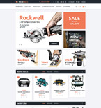 OpenCart Template #57634