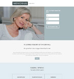Funeral Services Landing Page Template