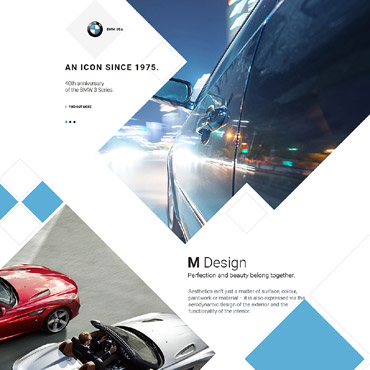 Landing Page Template # 57639