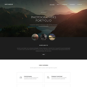 Website Template # 57646