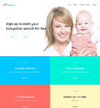 Bootstrap Template #57648