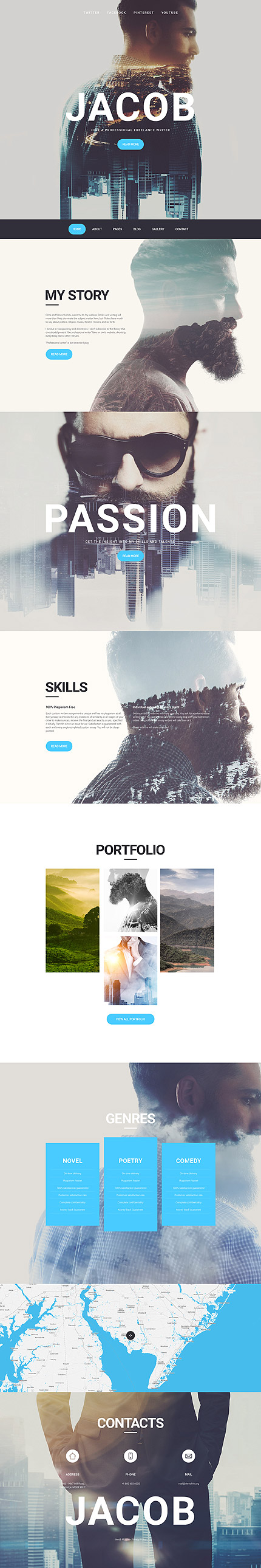 Art & Photography Most Popular website inspirations at your coffee break? Browse for more Joomla #templates! // Regular price: $75 // Sources available: .PSD, .PHP #Art & Photography #Most Popular #Joomla