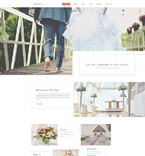 Wedding Agency Joomla Template