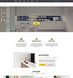 Responsive JavaScript Animated Template #57677