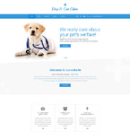 Responsive JavaScript Animated Template #57690