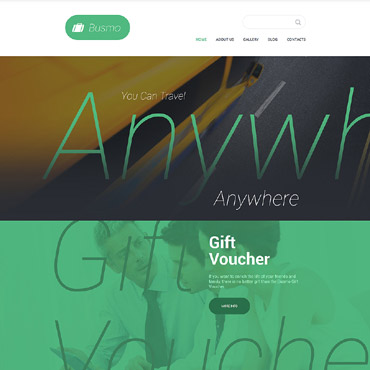 Website Template # 57751