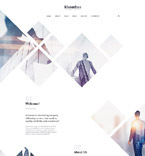 Clean Business Joomla Template