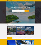 Bootstrap Template #57801
