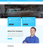 Template 57814 HTML5 Template