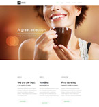 Responsive JavaScript Animated Template #57836