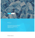 Bootstrap Template #57877