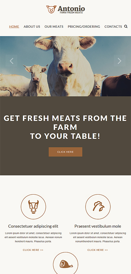 Agriculture Most Popular website inspirations at your coffee break? Browse for more Responsive JavaScript Animated #templates! // Regular price: $69 // Sources available: .HTML,  .PSD #Agriculture #Most Popular #Responsive JavaScript Animated