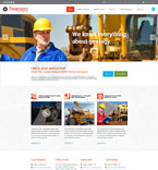 Bootstrap Template #57893