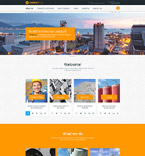 Bootstrap Template #57896